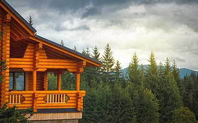 CO-log-homes-cabins-sustainable